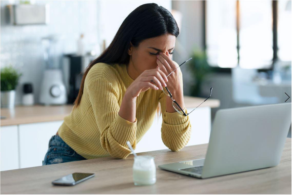 5 conseils pour protéger sa vue en télétravail //